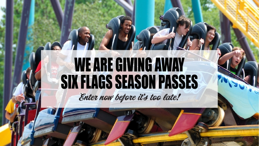 Enter to Win Passes to Six Flags – The Hospitality Education